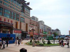 Beijing centrum 2008 Olympische Spelen