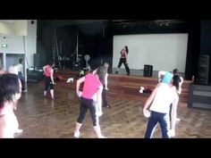 Zumba Toning - YouTube