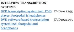 Transcription, Law Enforcement, Software, Interview, Feelings, Shop, Police, Store
