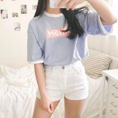 Korean Fashion|Pastel @oliwiasierotnik