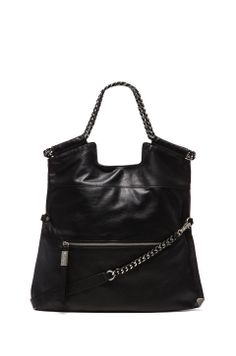 9ea2a0a48fde Foley + Corinna Unchained City Tote in Black from REVOLVEclothing Foley  Corinna