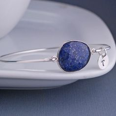 I love this stone, it's like staring into a starry night sky, so pretty!