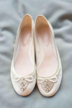 High Quality Flats For Wedding Dress