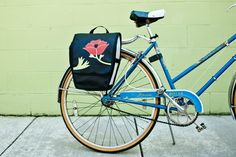 Panniers - maybe if I get this I'll actually use my bike to go shopping?