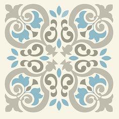 Vinil Adesivo Azulejo Decorativo e Parede VAX-006 - Litoarte - PalacioDaArte