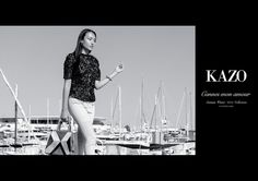 ‪#‎KazoCannesmonamour‬ Autumn Winter'15 collection in Stores now!