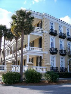 My ancestors' home at 1 East Battery, Charleston, SC. I would buy it and keep it in the family :)
