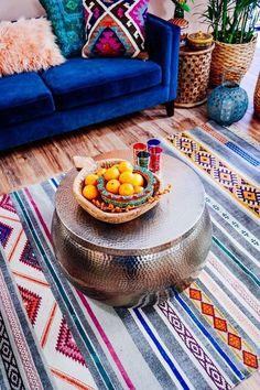 [ PI ] Quand les tapis ethniques colorent nos intérieurs - Mariekke