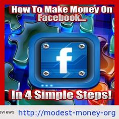 How To Make Money Fast On Facebook