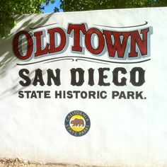 Old Town San Diego State Historic Park presents the opportunity to experience the history of early San Diego by providing a connection to the past.   Learn about life in the Mexican and early American periods of 1821 to 1872.  Even today, life moves more slowly in this part of San Diego, where the hustle and bustle is balanced with history and fiestas.  Visitors are offered a glimpse into yesteryear, as converging cultures transformed San Diego from a Mexican pueblo to an American settlement.  The core of restored original historic buildings from the interpretive period are complemented by reconstructed sites, along with early twentieth century buildings designed in the same mode.  The Historic Plaza remains a gathering place for community events and historic activity.  Five original adobe buildings are part of the historic park, which includes museums, unique retail shops, and several restaurants.