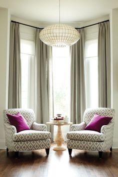 beautiful Living Room Window Treatment Ideas
