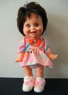 Baby Face Doll SO HAPPY HEIDI #3 Galoob