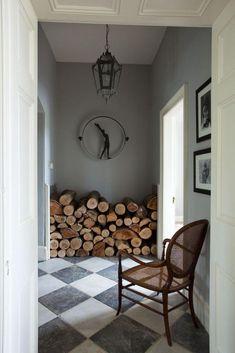 Inspiración: AÑADE UNA PIEZA DE MADERA   Decorar tu casa es facilisimo.com
