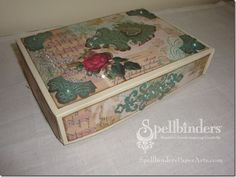 Inspiration...what a lovely gift box