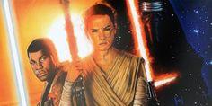 Rey Finn Kylo Ren Star Wars Episode 7 Force Awakens Characters Star Wars: Episode 7   The Force Awakens Character Guide
