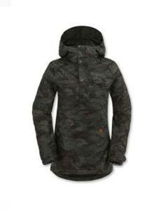 5cf4de712ee Winter snowboard coat Camo Snowboard Jacket