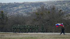 Simferopol maaliskuu 2014, kuva lähteestä abcnews.go.com