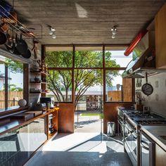 Brasil arquitetura, Nelson Kon · Pepiguari House · Divisare