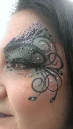 Pretty cheek design