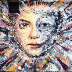 Work by @akajimmyc x @l7mofficial IS done! • São Paulo , Brasil #streetart