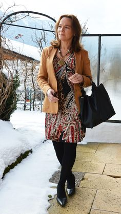 Love this outfit Lady of Style. A Fashion Blog for Mature Women.
