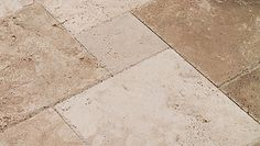 Turkish Travertine Flooring | Sourcebank: Antique and Exotic Building Products to the Trade