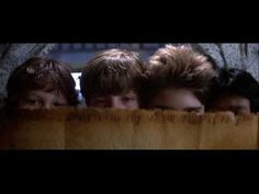 """The Goonies, ... movie clip of Cyndi Lauper's """"Good Enough"""" <3"""
