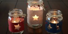 christmas craft + mason jars - Google Search