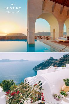 Deep dive into the Greek Islands' infinite shades of blue.