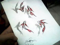 Pencil Art fish drawing More - 3d Pencil Drawings, 3d Art Drawing, Fish Drawings, Realistic Drawings, Cool Drawings, Painting & Drawing, Drawing Ideas, 3d Pencil Art, Illusion Kunst