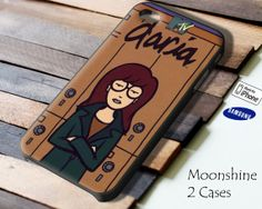 Daria Case for iPhone 4/4S iPhone 5/5S/5C and by Moonshine2Case, $13.99