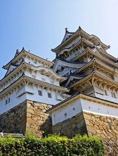 Himeji Castle, 1st world heritage in Japan