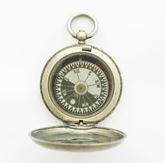 WWI British Hunter Compass SINGER's Pattern by GrandpasMarket