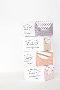 Camille Co. luxury soaps made in New Zealand