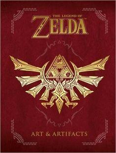 The Legend of Zelda: Art & Artifacts: Amazon.de: Nintendo: Fremdsprachige Bücher