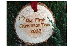 Prayers & Prozac: christmas tree ornament