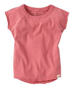 This Chrysanthemum Organic Raglan Tee - Infant, Toddler & Girls by Burt's Bees Baby is perfect! #zulilyfinds