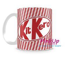 Caneca Chocolate Kit Kero  Ótimo presente para a Páscoa  #Chocolate #Pascoa