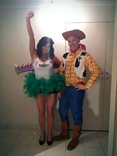 Buzz Lightyear & Woody