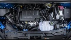 Chevy Reaper 2018 Engine