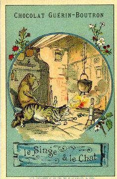 Chocolat Guérin-Boutron 4e quart 19e siècle
