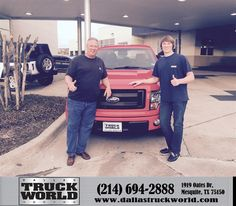 https://flic.kr/p/CCjHr8 | #HappyBirthday to John from Harold Bennett at Dallas Truck World! | deliverymaxx.com/DealerReviews.aspx?DealerCode=WDBL