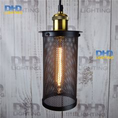 Suspension Rétro Vintage Lustre Plafonnier Lampe Luminaire