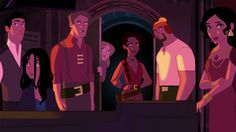 Firefly Animated Teaser (I hope he gets more done on this like it says at the end). Too cool!
