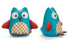 So want these for Norah's b-day! Skip Hop Set of 2 Zoo Bookends, Owl by Skip Hop, http://www.amazon.com/dp/B0042RU2K0/ref=cm_sw_r_pi_dp_7OXdqb1KBSWEN