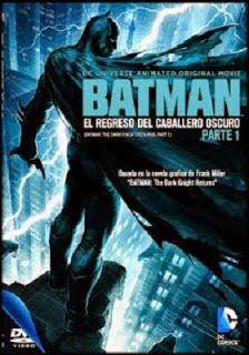 Batman El regreso del Caballero Oscuro Parte 1 online latino 2012 VK