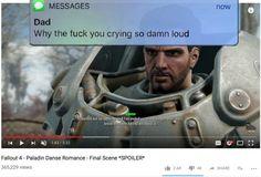 Video Game Logic, Video Games Funny, Funny Games, Fallout 4 Weapons, Fallout Tips, Fallout 4 Funny, Fallout New Vegas, Funny Bf, Skyrim Fanart