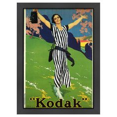 Kodak, $19, now featured on Fab.