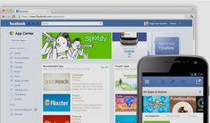 Ya está lista la tienda de aplicaciones de Facebook on http://conecti.ca