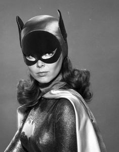 Yvonne Craig as Batgirl, 1960s